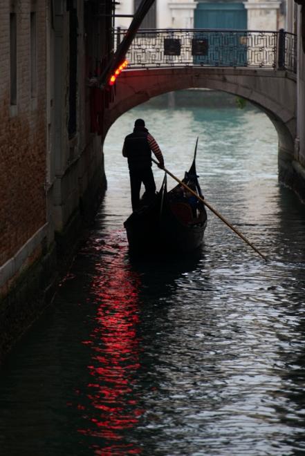 Silhouette veneziana