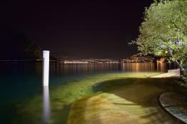 Lugano from Campione
