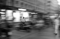 Cycling in Milan