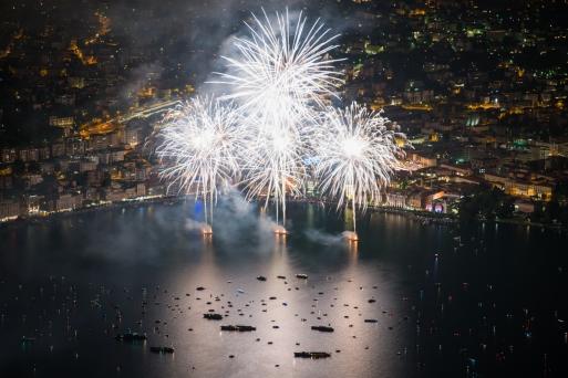 Lugano, Festa Nazionale 2016